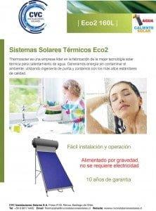 CVC Instalaciones Solares Chile Family Assets Program Agua Caliente Solar